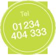 Tel: 01234  404 333